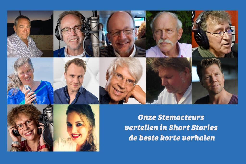 stemacteurs - short stories